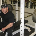 Bench Press Lockouts