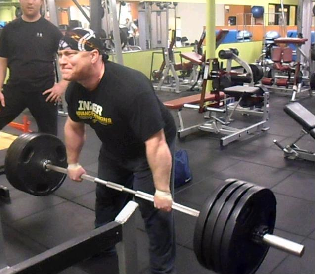 Bench Press Person: Bench Press Tips Brute Force Strength