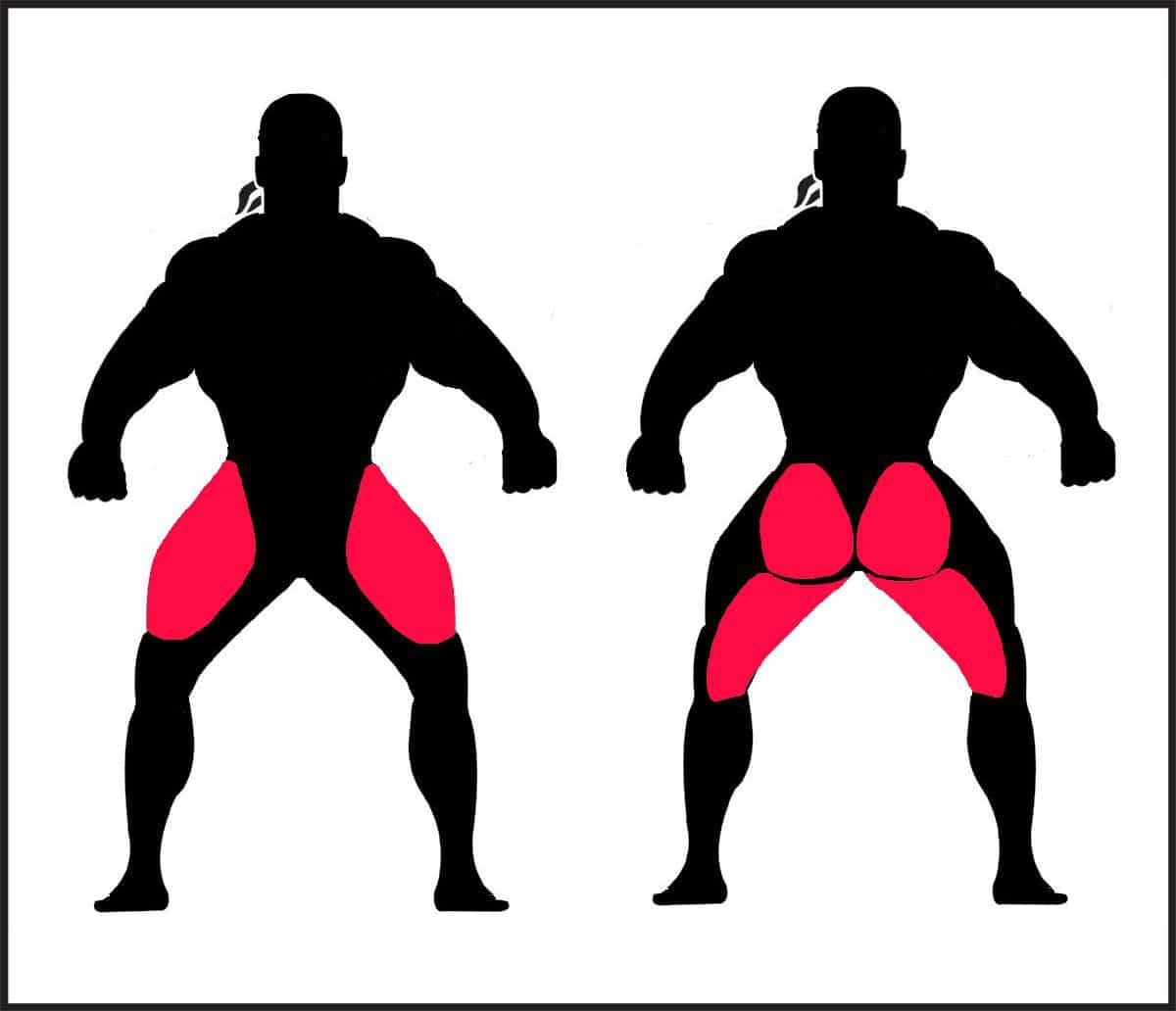 Deadlift Tips Brute Force Strength: Squats With Bands Brute Force Strength