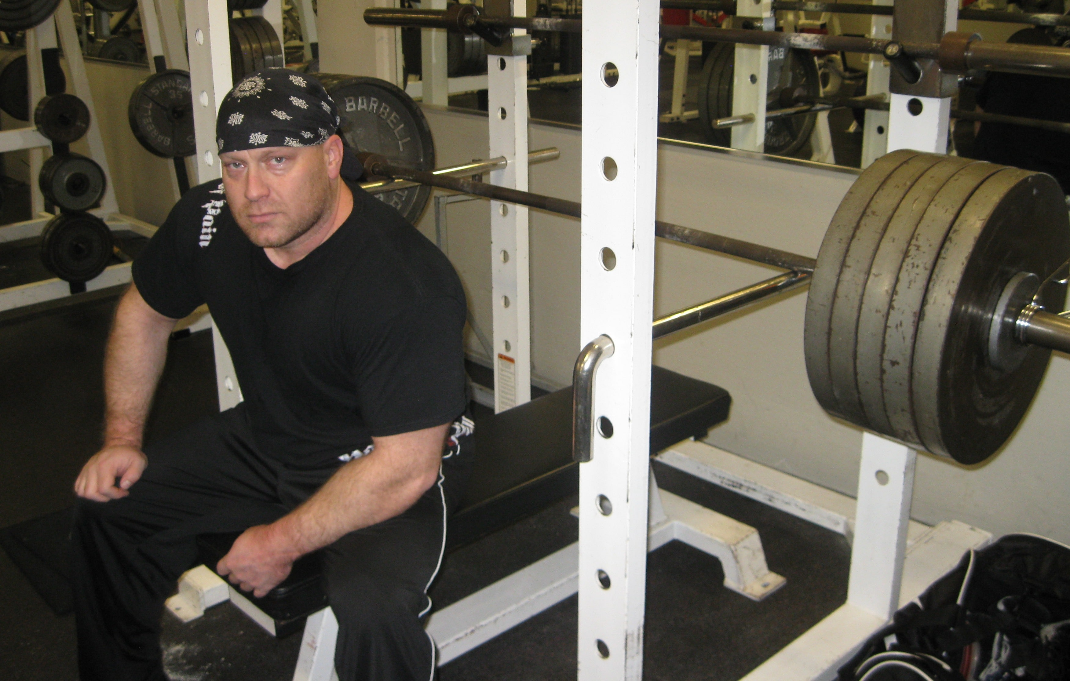 Bench Press Overloading Rack Presses Vs Board Presses Brute Force